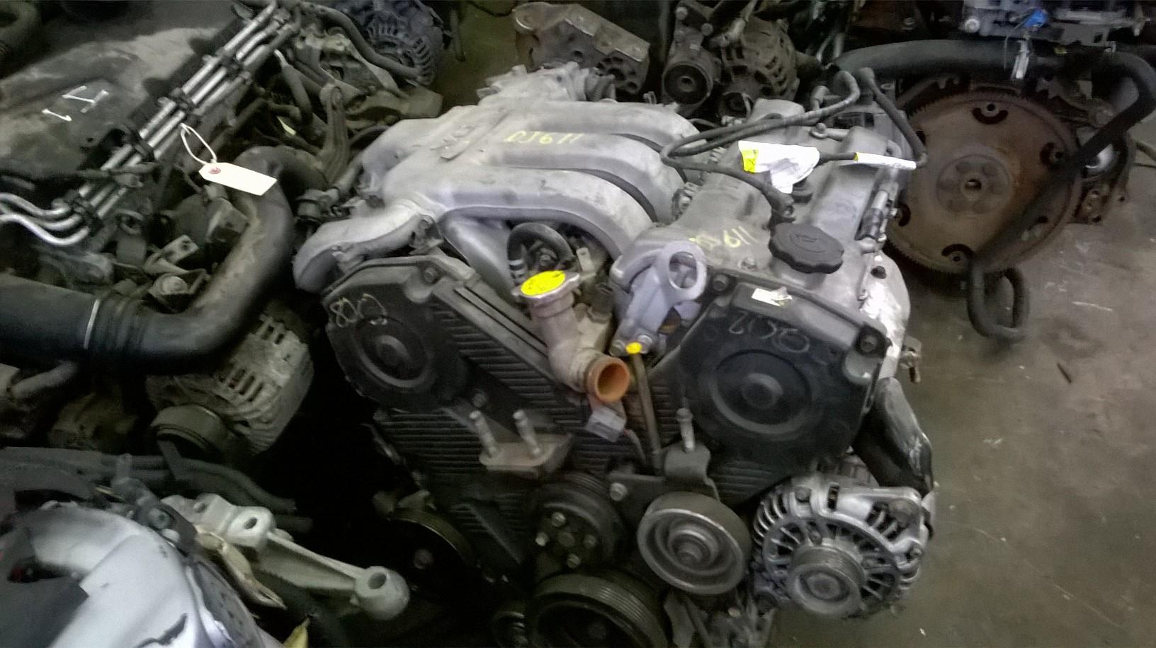 Mazda 2.5 V6 Engine # KL