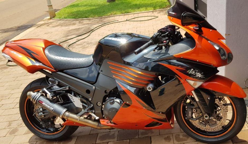 2011 Kawasaki ZX14 Ninja