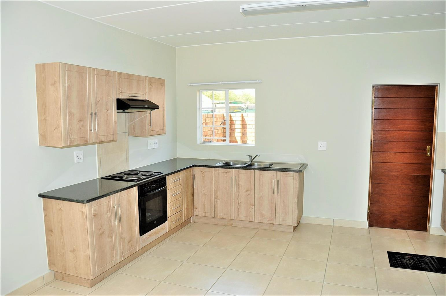To Let: Unfurnished  3 Bedroom House in Hazeldean.