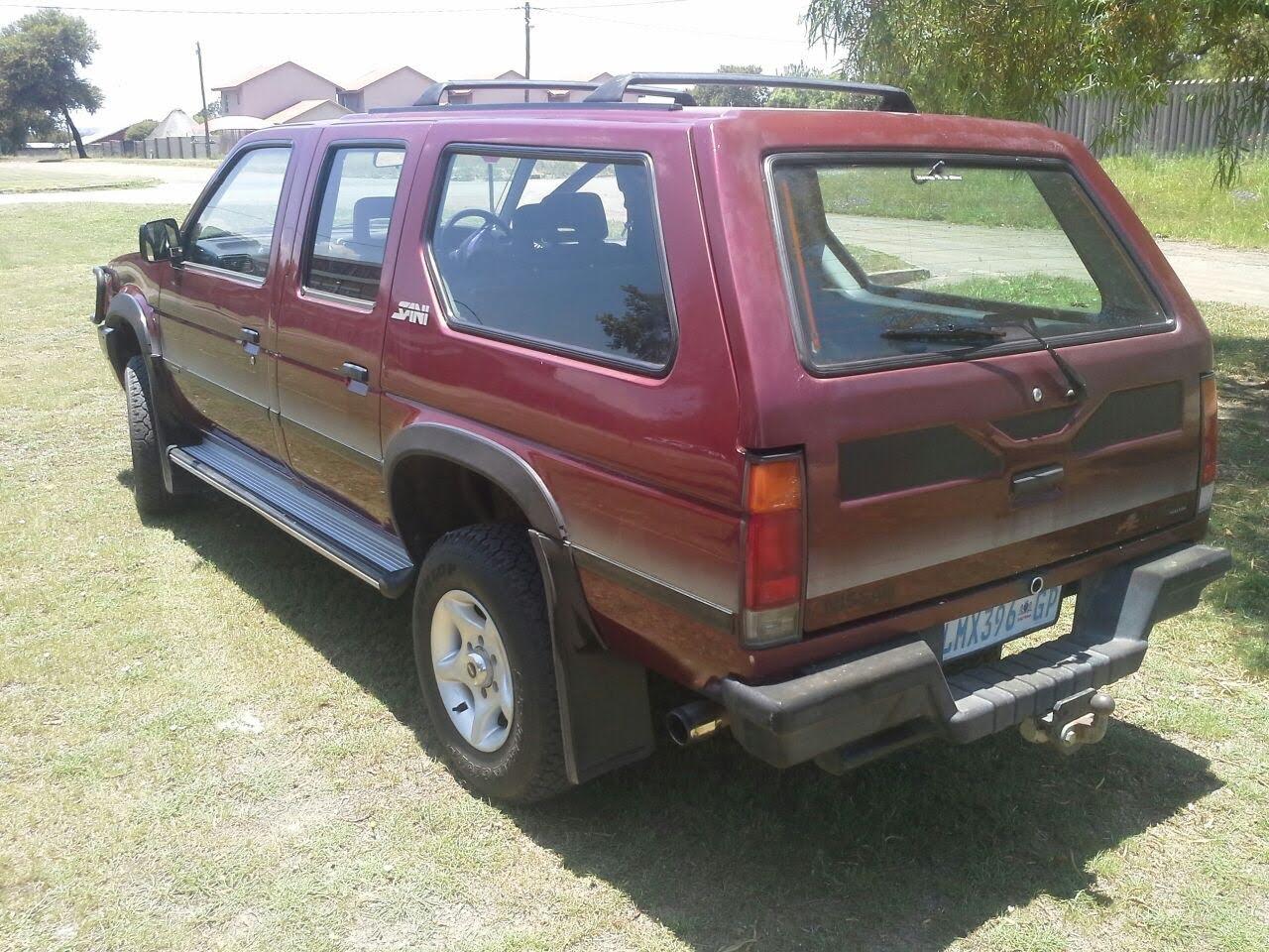 1996 Nissan Sani