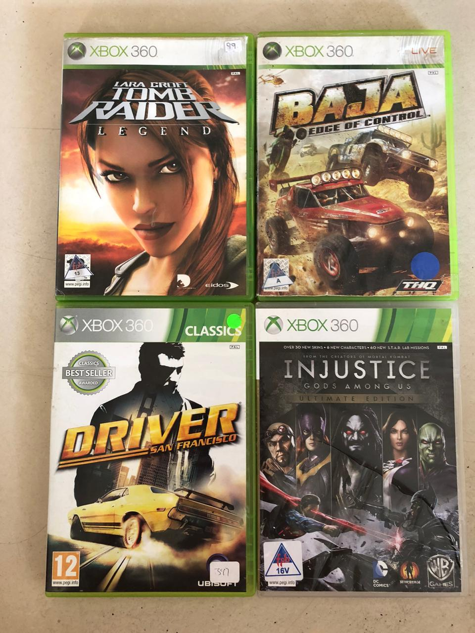 X Box games for Sale R 200 Each
