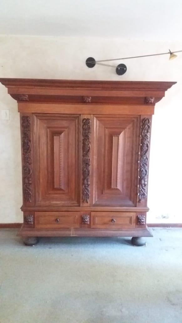 Old, Ornate Dining room cabinet for sale