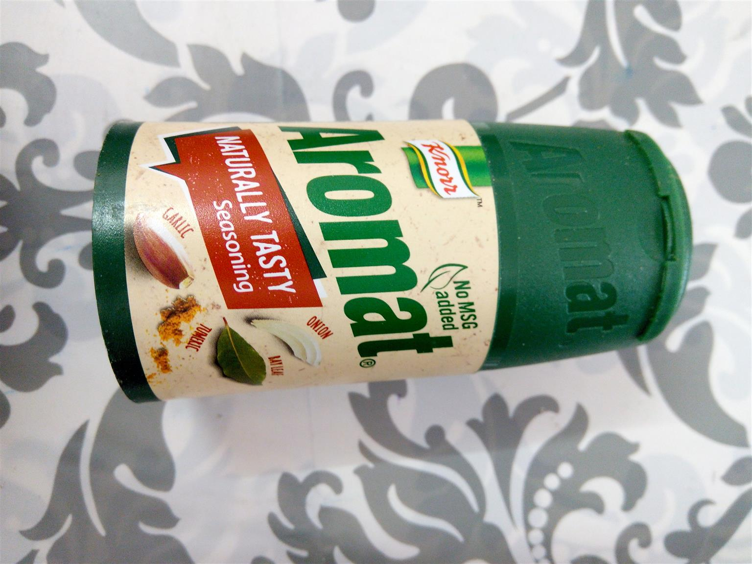 Knorr Aromat Naturally tasty seasoning 70g