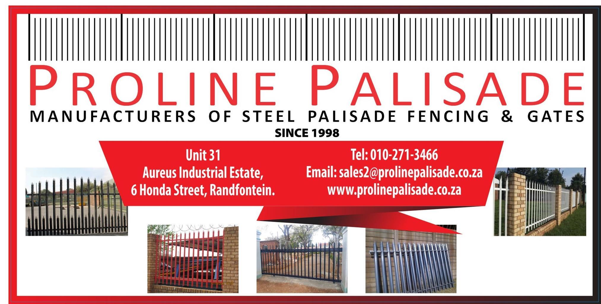 PROLINE PALISADE - FENCING INSTALLATION ACCESSORIES