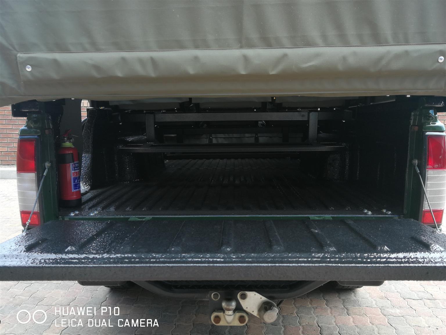 2019 Nissan NP300 Hardbody 2.5TDi 4x4 mid
