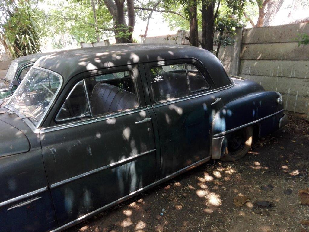 1952 Dodge Coronet 4 door