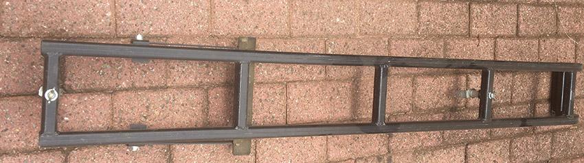 Frontrunner roof rack ladder