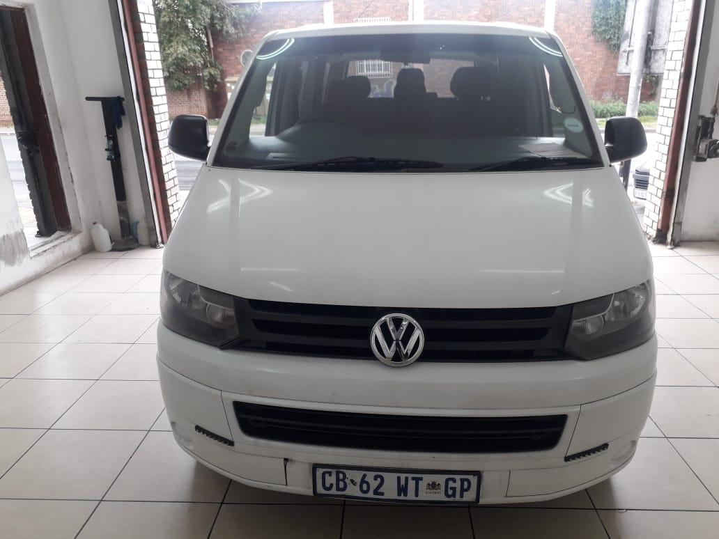 2012 VW Transporter 2.0TDI