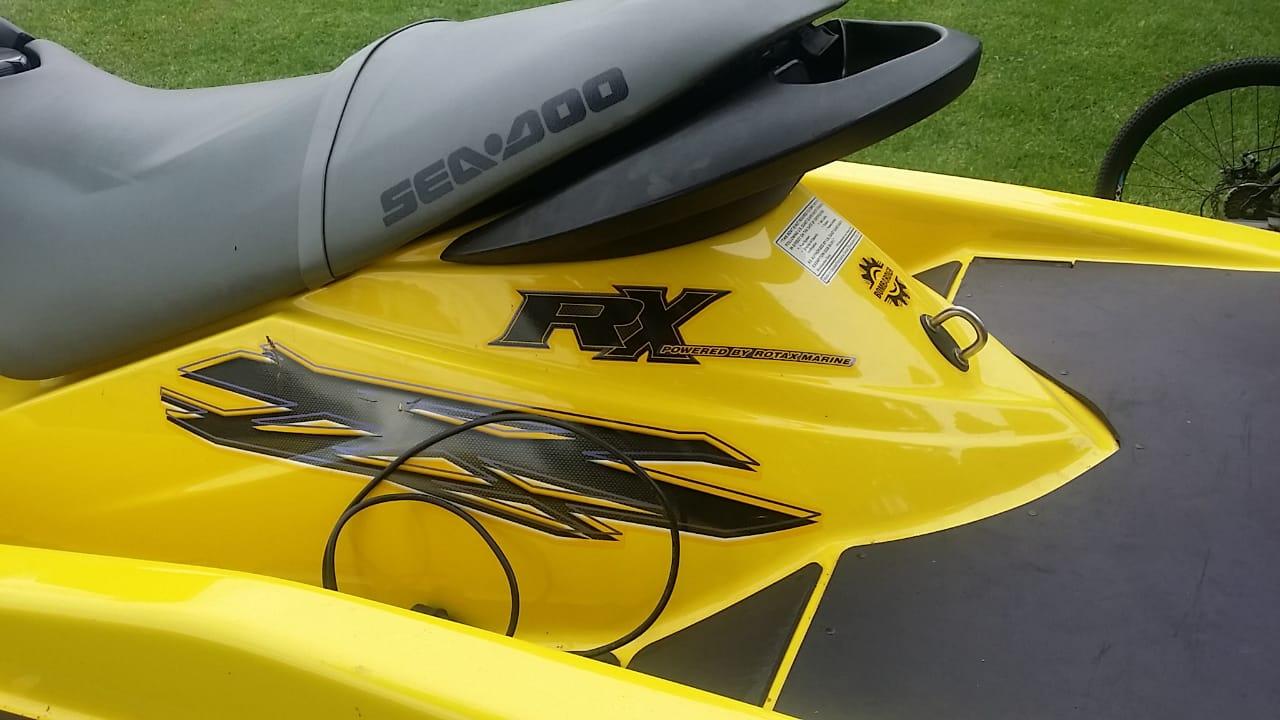 2003 Seadoo Jetski 1000cc