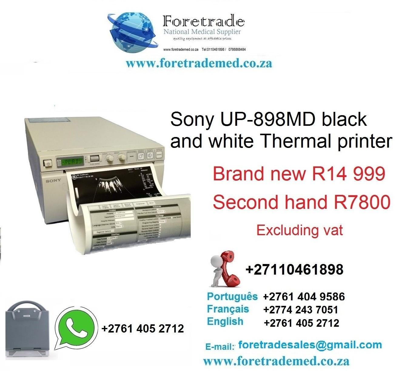 Sony Ultrasound Printer R14 999
