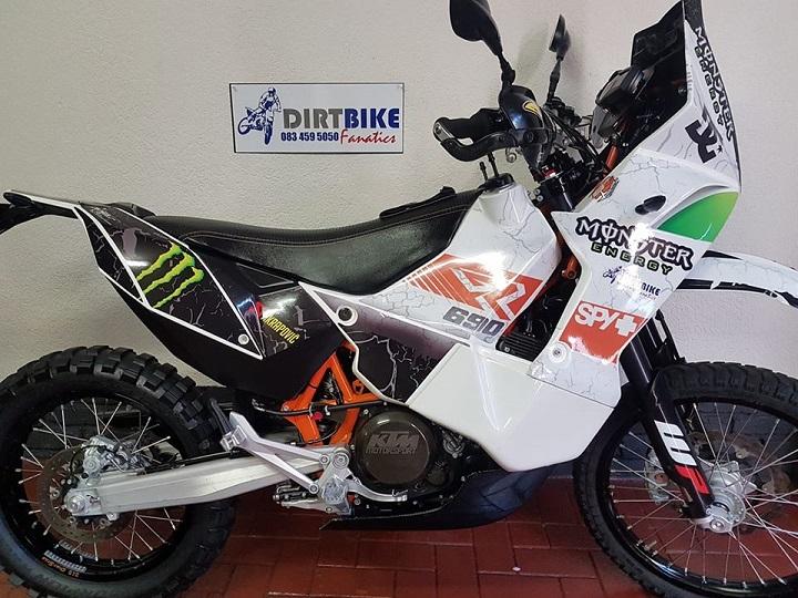 2014 KTM 690 Enduro R