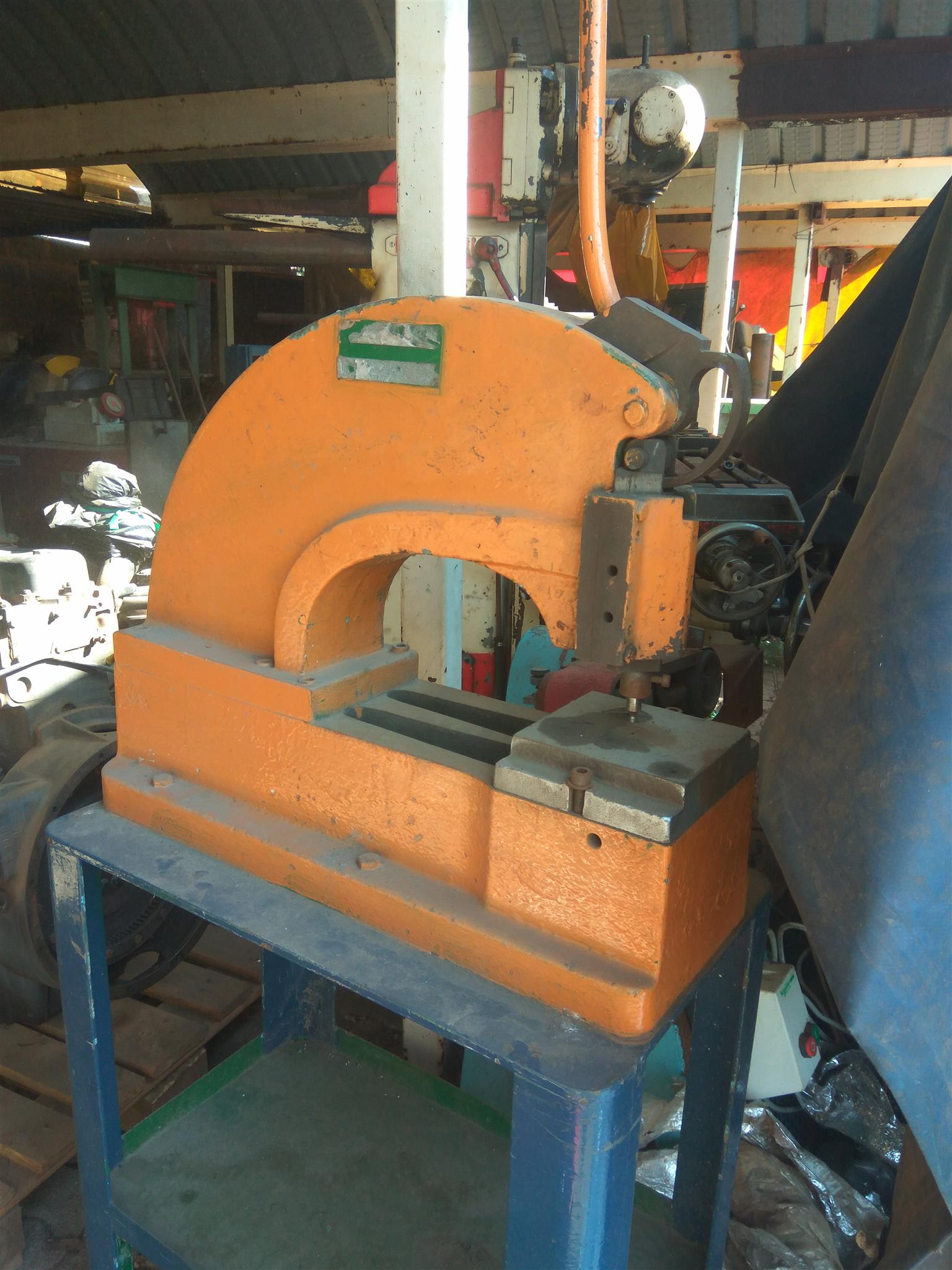 Mechanical Punch for sale