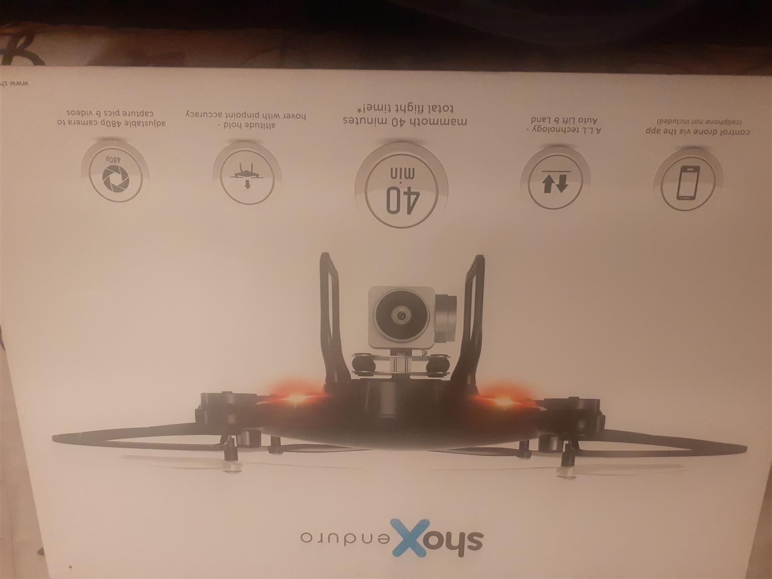 Looking to sell drone