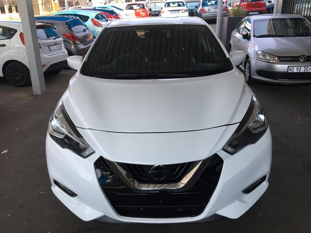 2019 Nissan Micra 1.5 Tekna