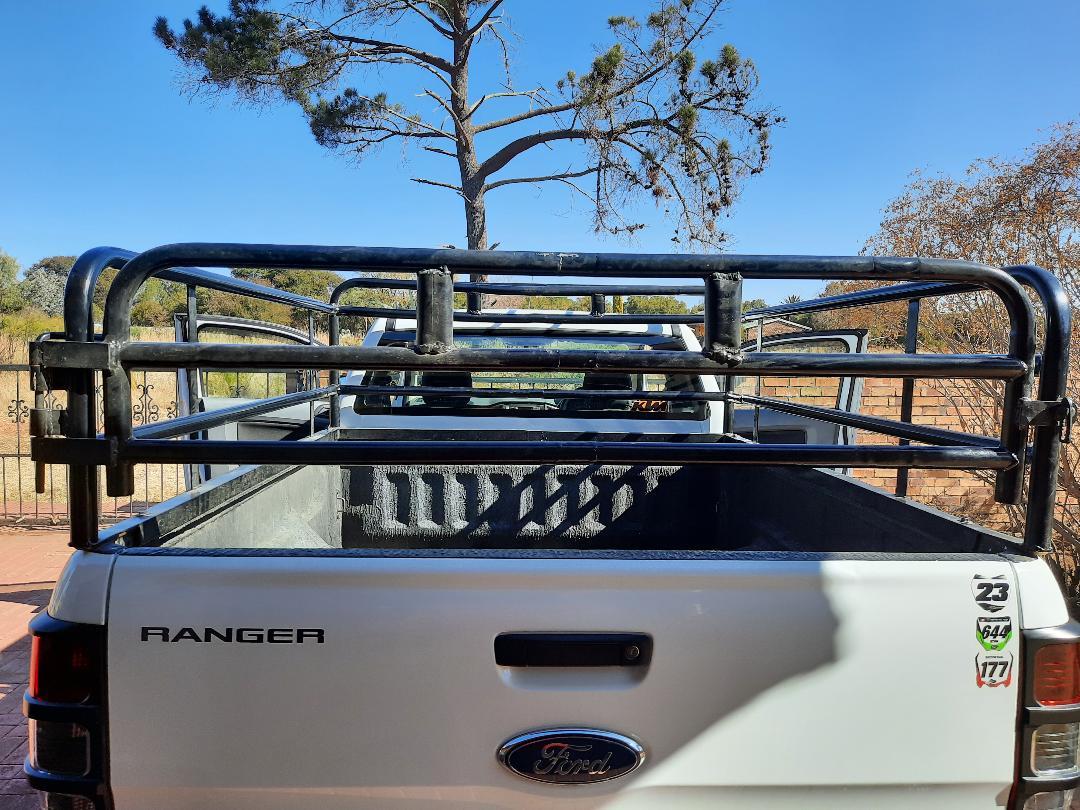 Sheep Rails/Skaap Tralies for 2018 Ford Ranger Supercab