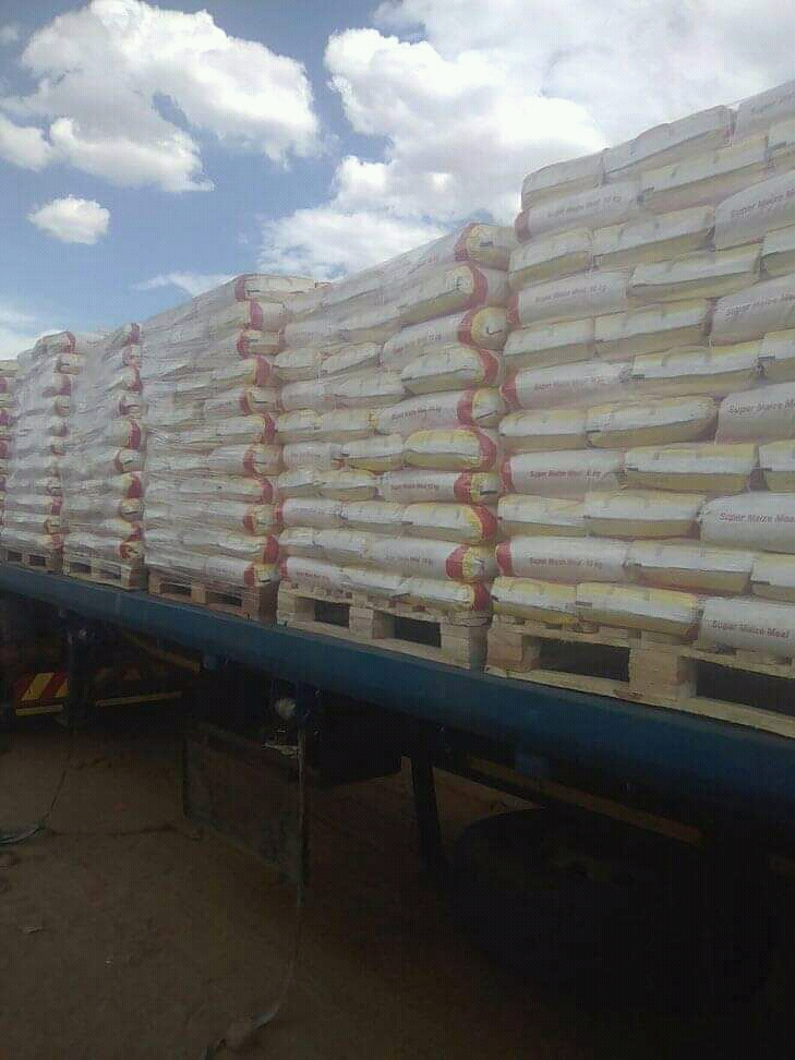 Africa  commodities  on food grain sugar beans and more