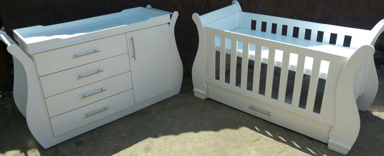 Baby Cot And Compactum Combo Item Code Sur 01