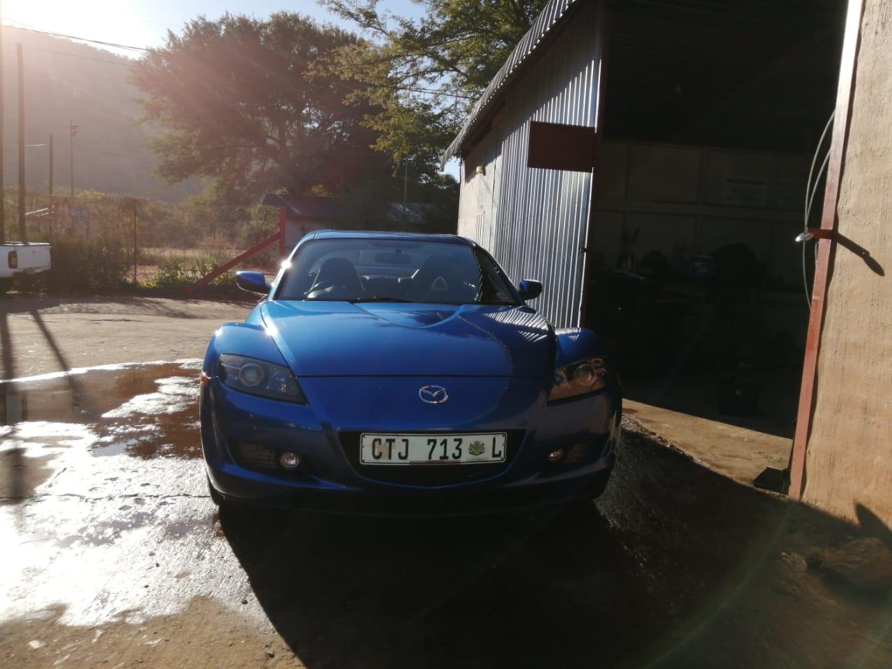 2004 Mazda RX-8 6 speed