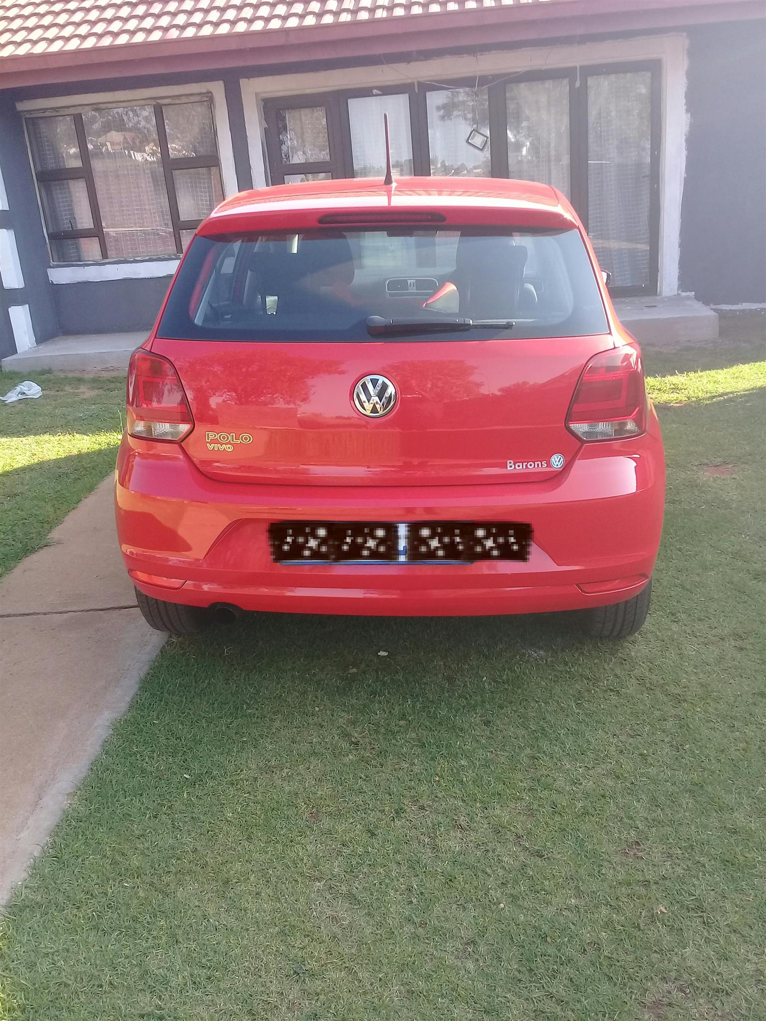 2018 VW Polo Vivo 5 door 1.4 Trendline