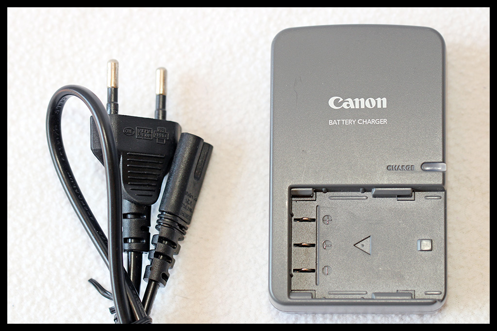 Canon CB-2LTE Battery Charger