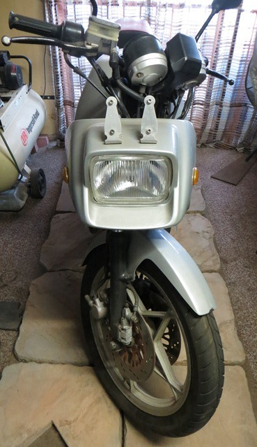 Suzuki GS 650 Katana 1983 Model | Junk Mail