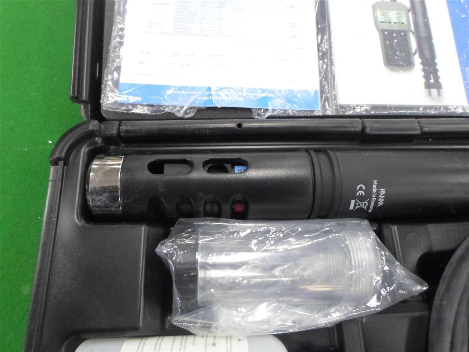 Hanna HI98194 Multiparameter Waterproof Meter