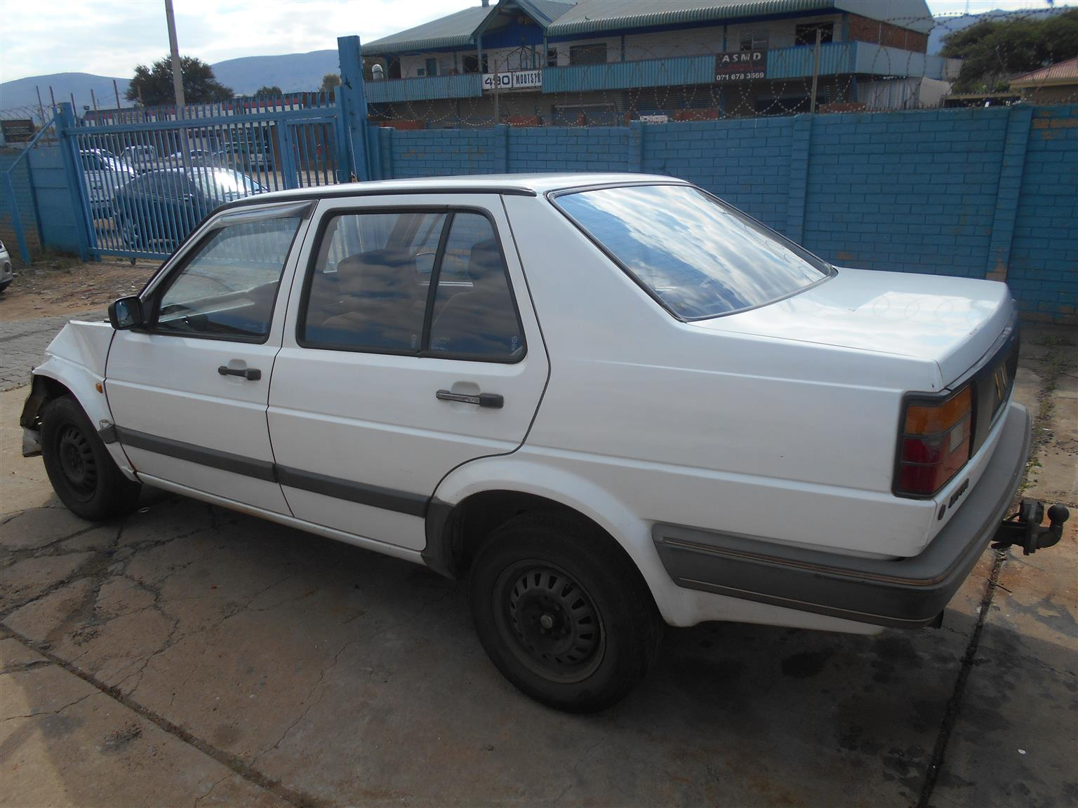 VW JETTA 2 1.8 CSX (1993) ENGINE HO STRIPPING FOR SPARES