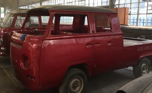 VW Double Cab Project