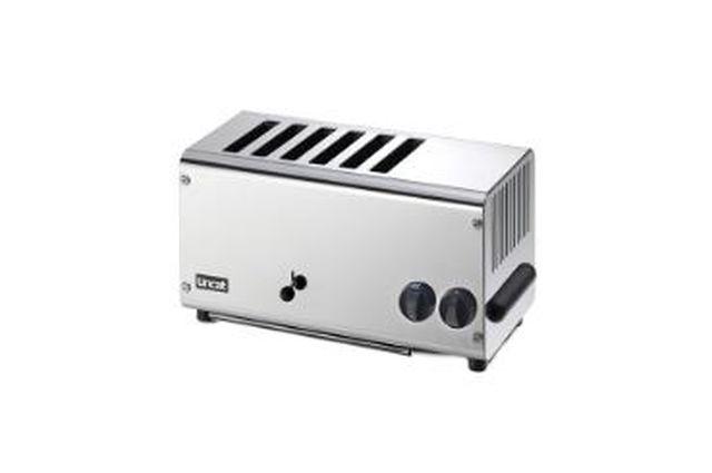 Toaster 6 Slice