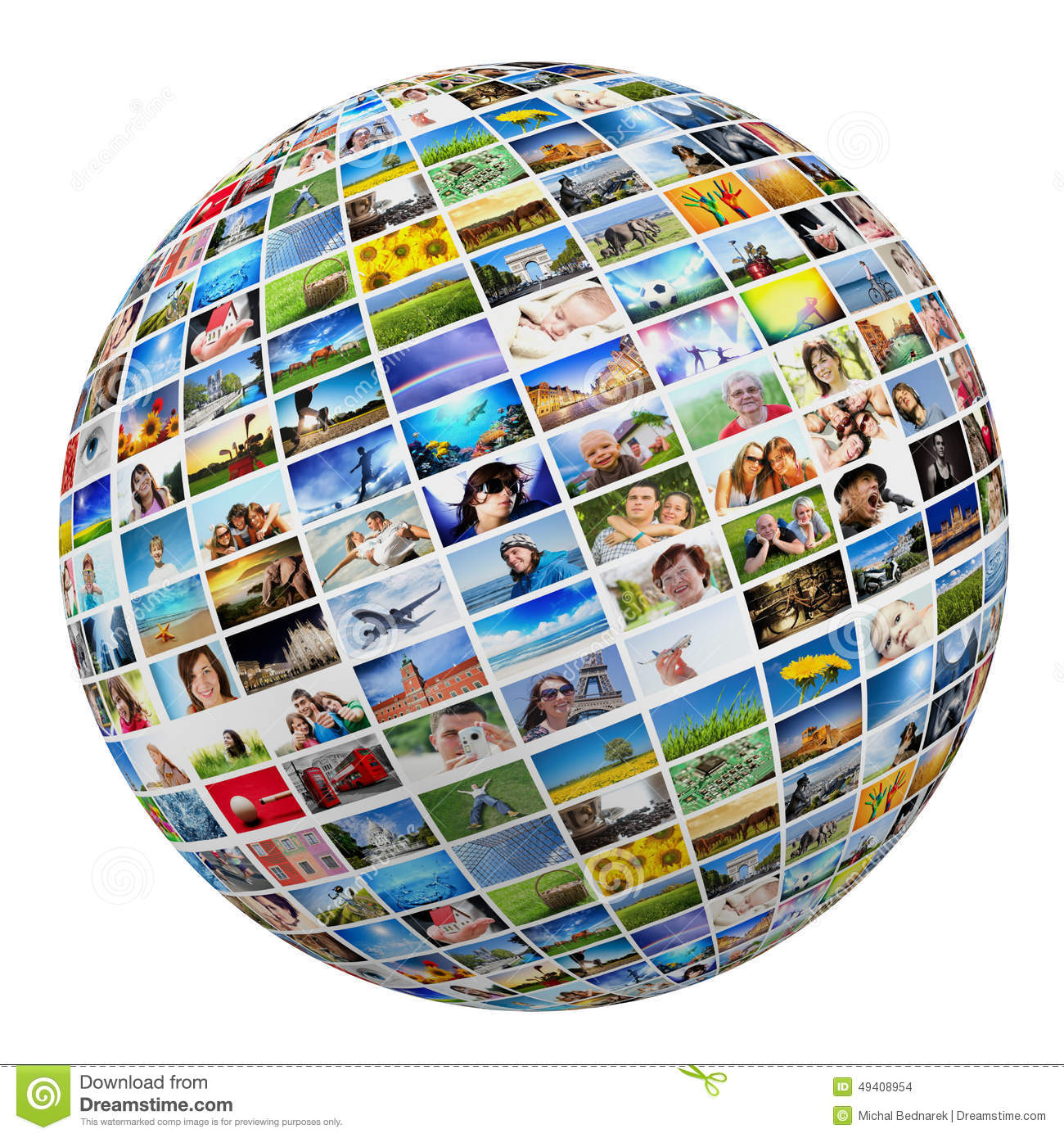 342 TV global channels with social media channels TV global for sale
