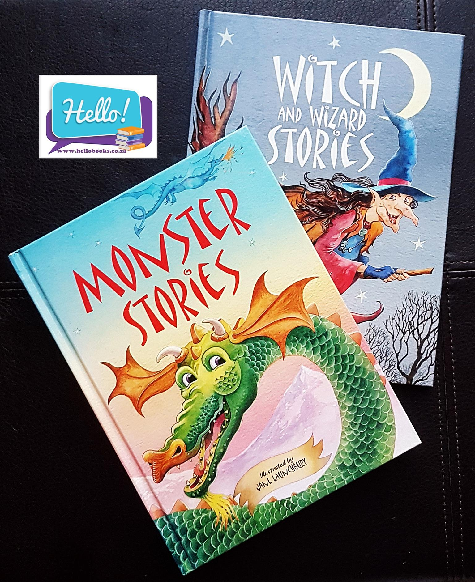 Fantasy and Magic Stories for Ages 7 Up