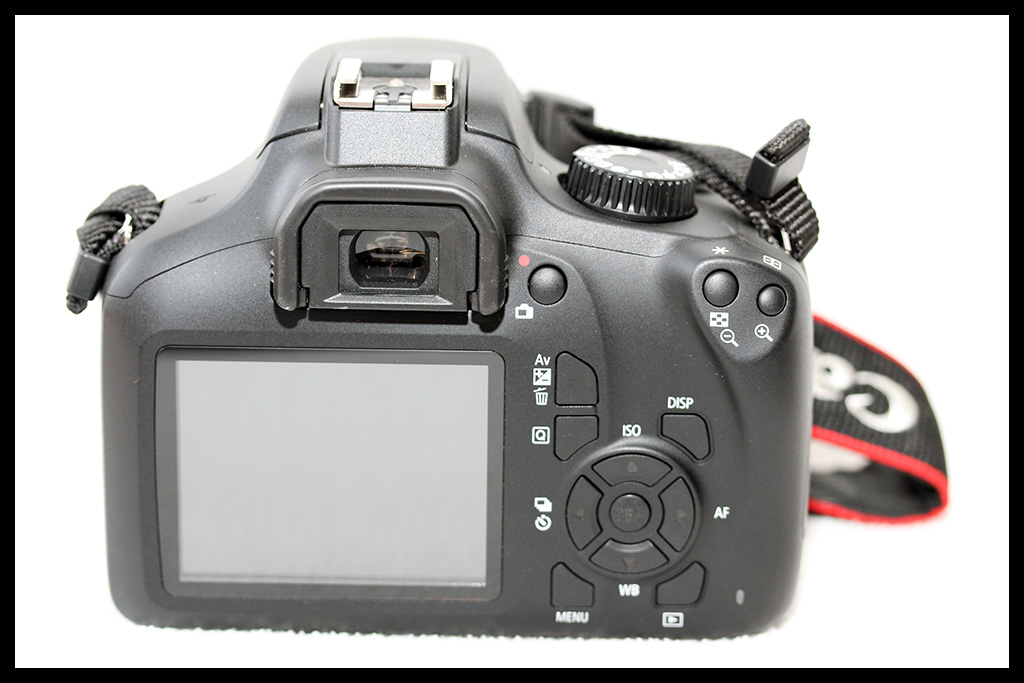 Canon EOS 4000D - Body Only