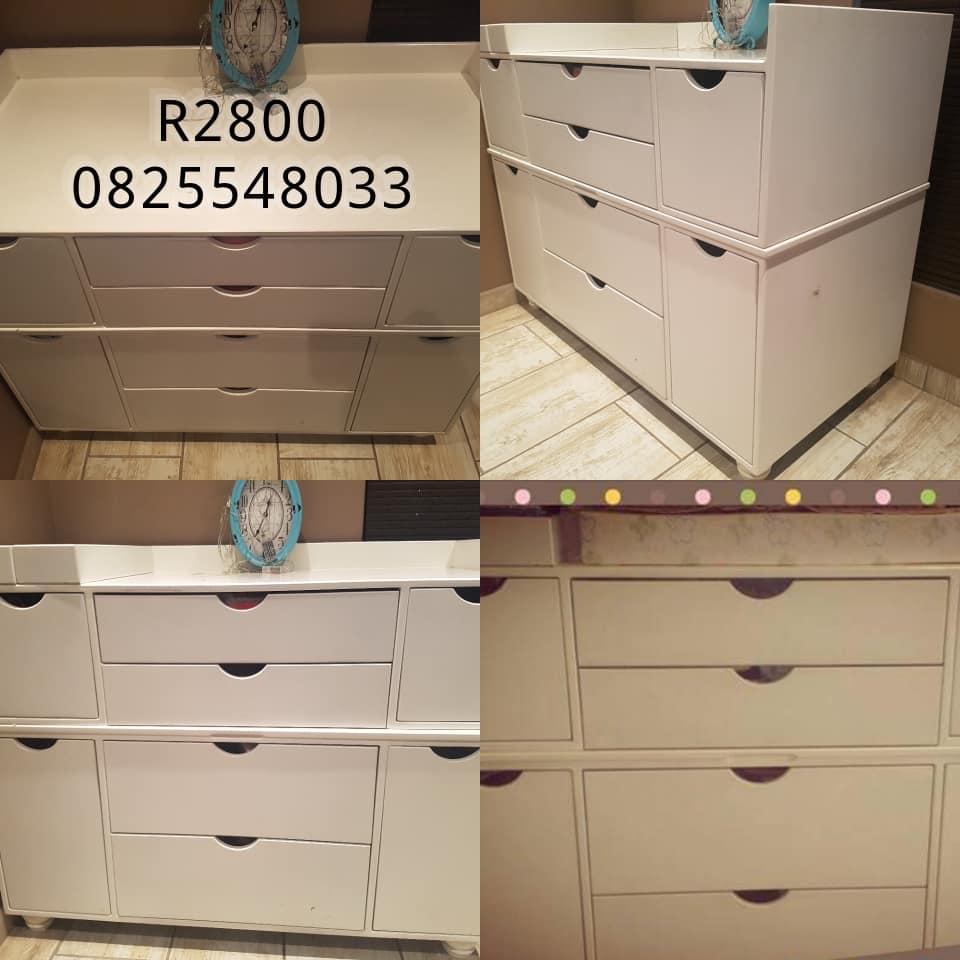 White compactum drawer for sale