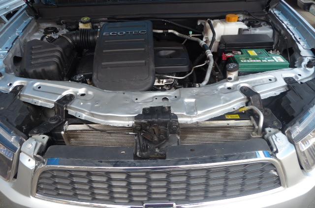 2013 Chevrolet Captiva 2.4 LT auto
