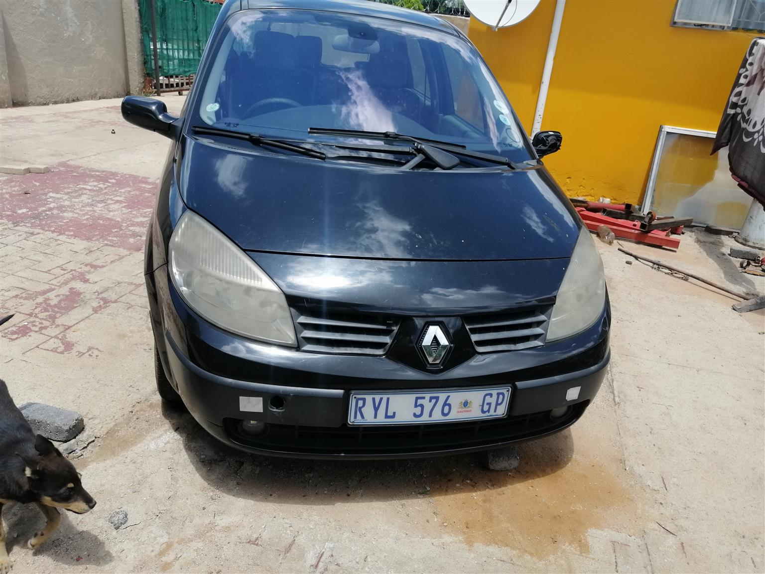 2005 Renault Scénic 1.9dCi Expression