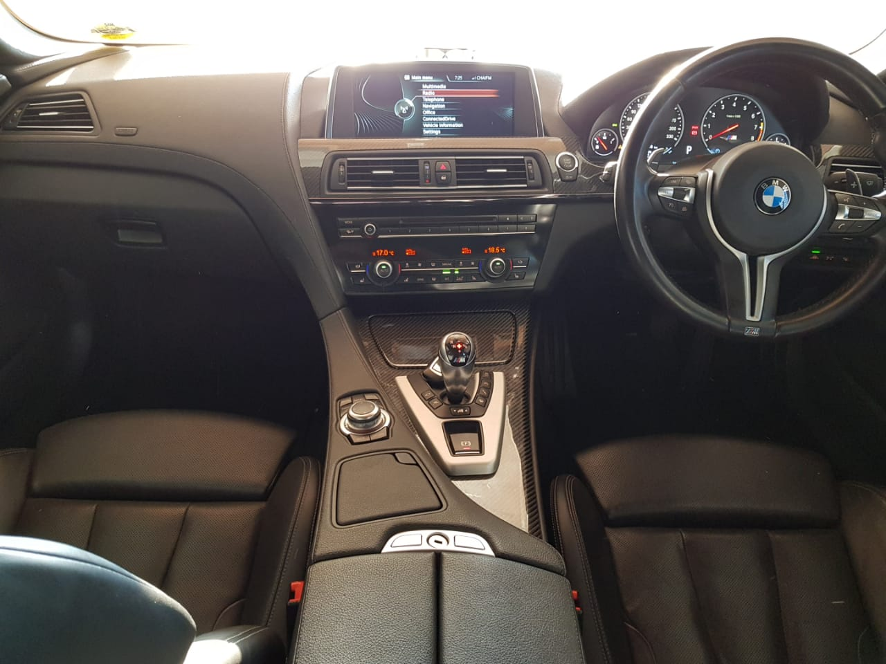2013 BMW 6 Series M6 Gran coupe