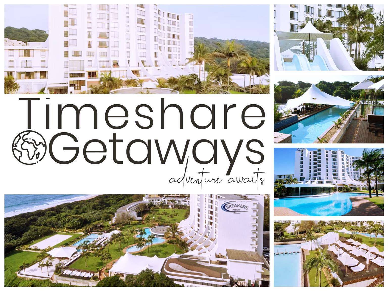 Breakers Resort March Getaways **REDUCED TO GO**