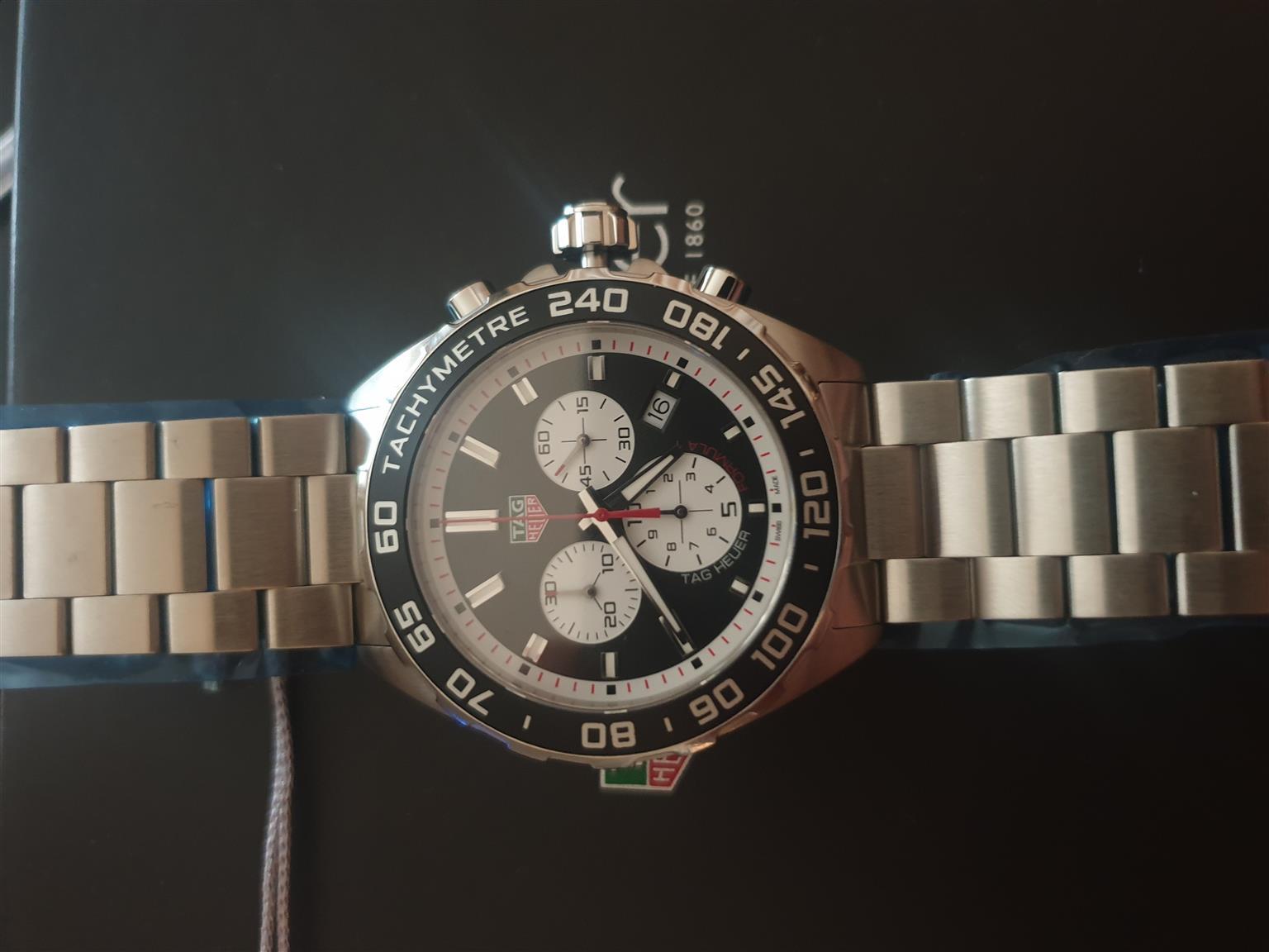 Tag Heuer Formula 1 Quartz Chronograph Brand New