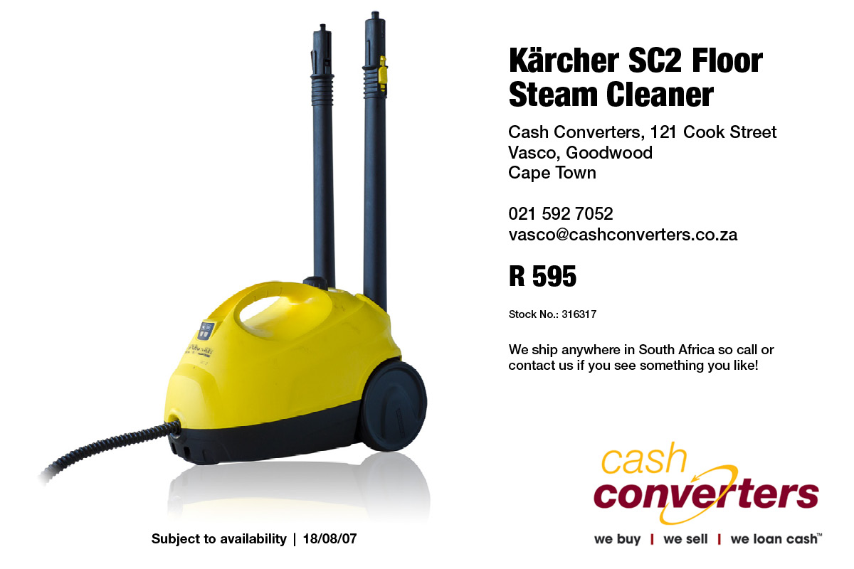 Karcher SC2 Floor Steam Cleaner