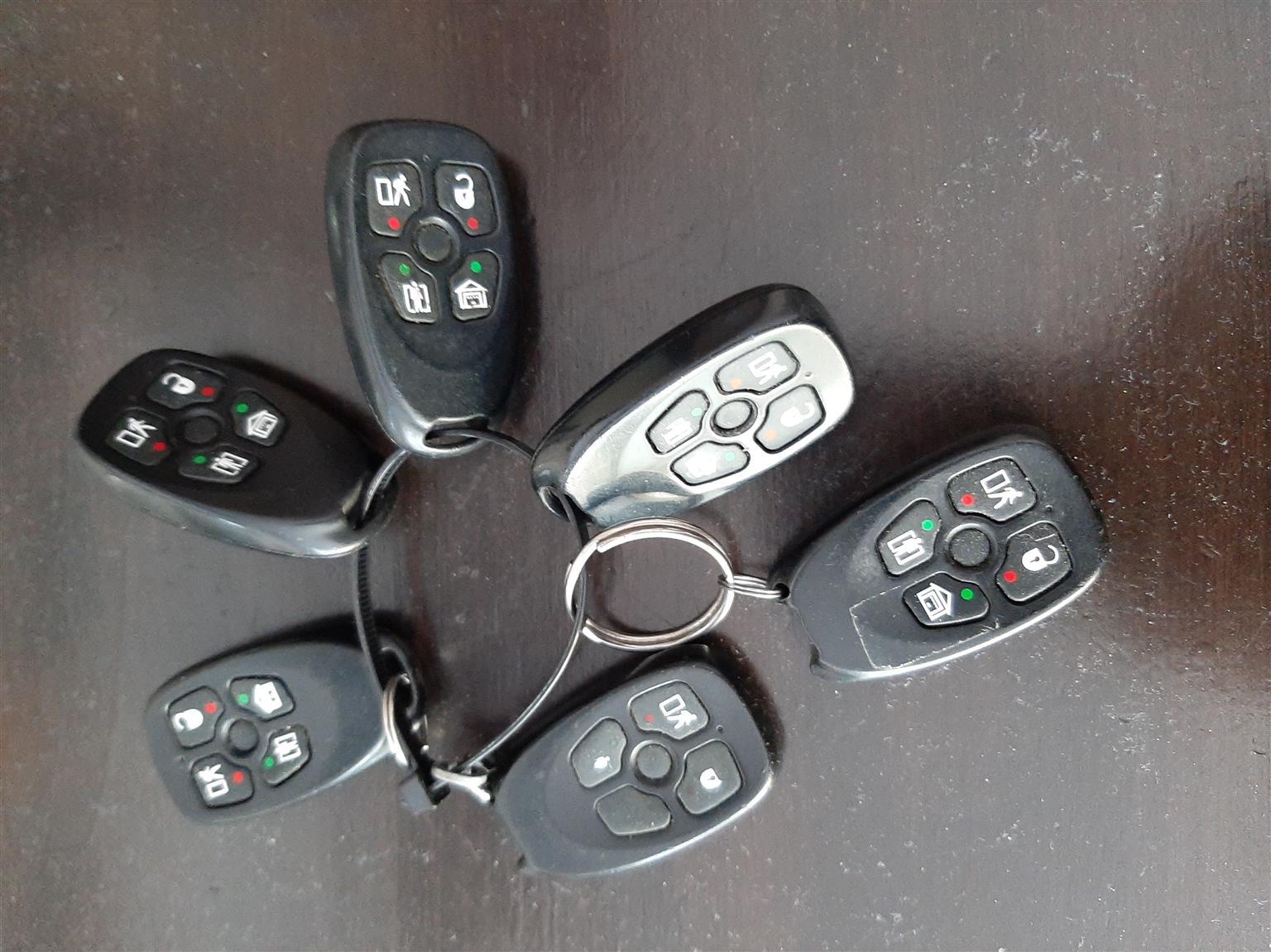DSC Evolution 5 Remote