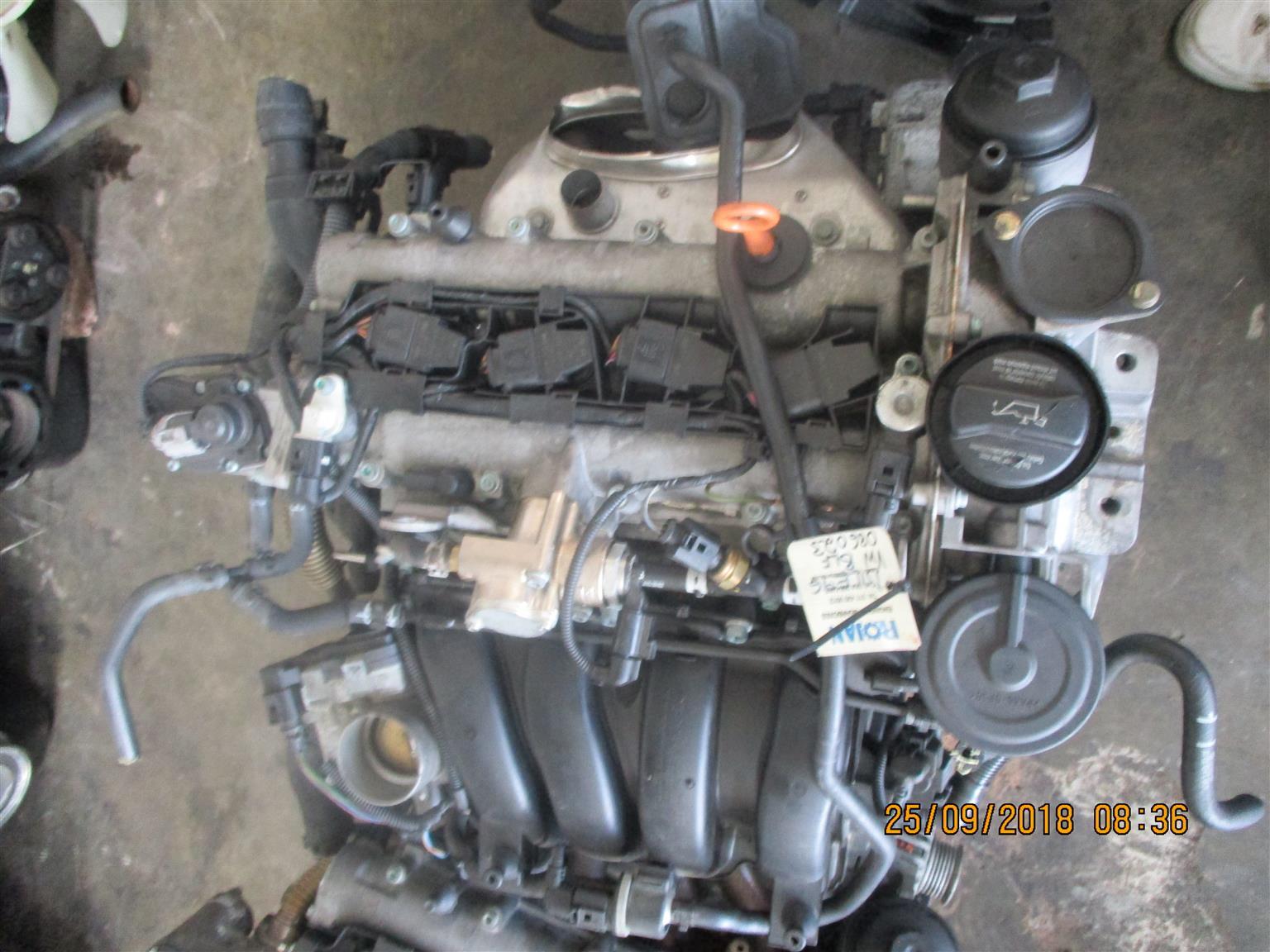 VW Golf 5 1 6 FSi Engine for Sale