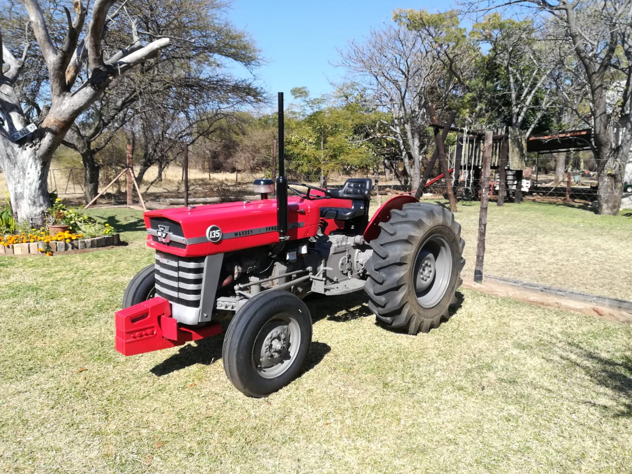 Massey Ferguson (MF) 135  4X2 Pre-Owned Tractor