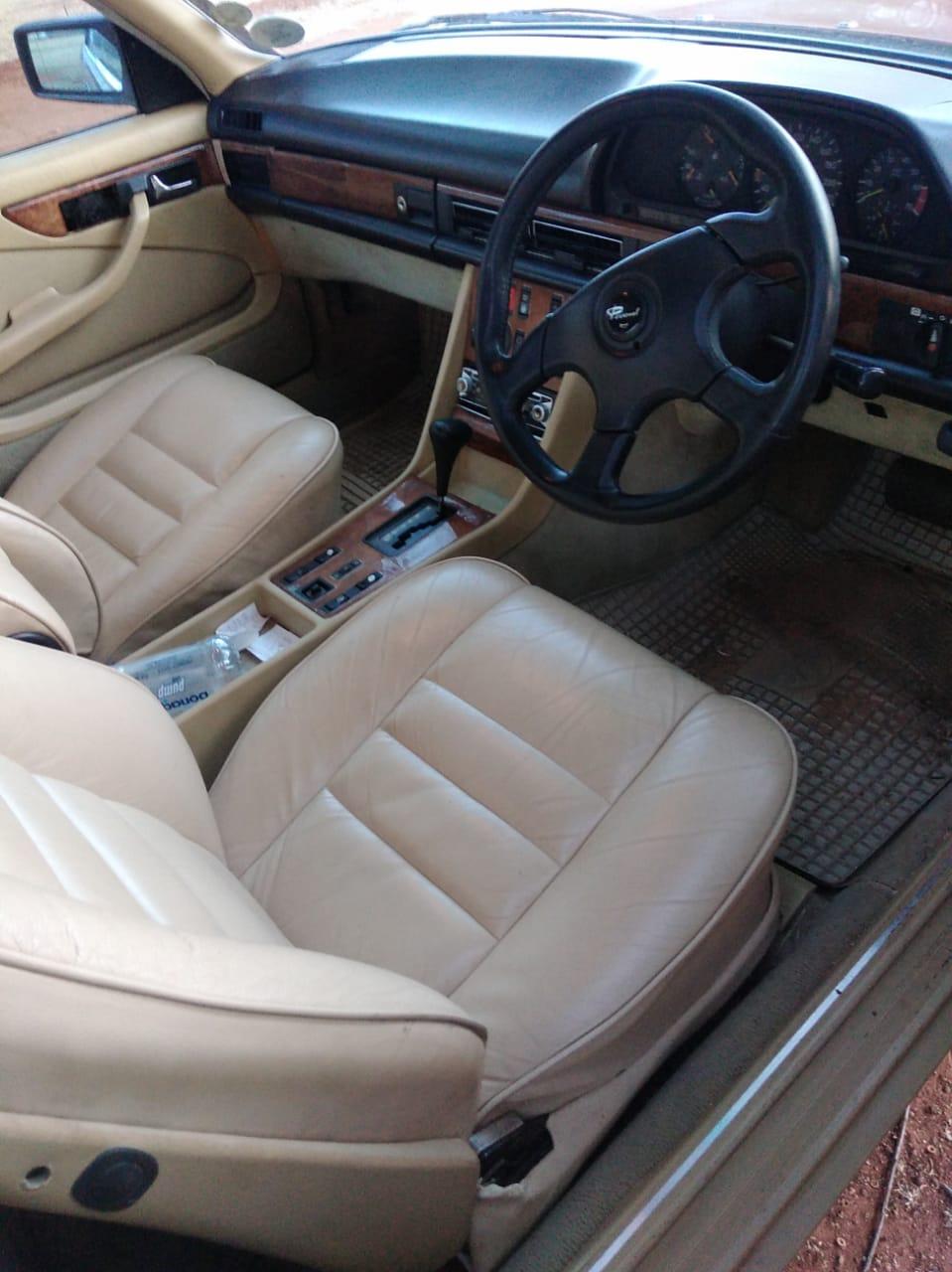 Mercedes Benz sec