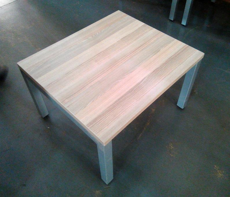 Coimbra steel frame coffee table