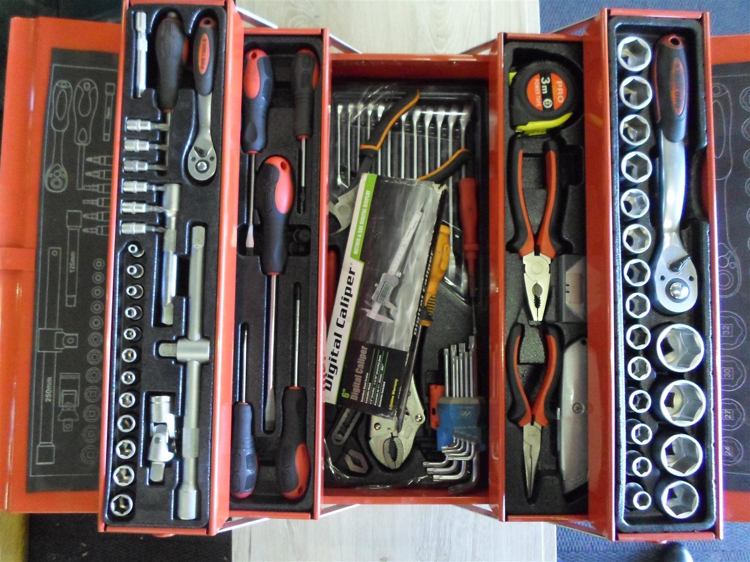 Toolbox + Tools (Complete)