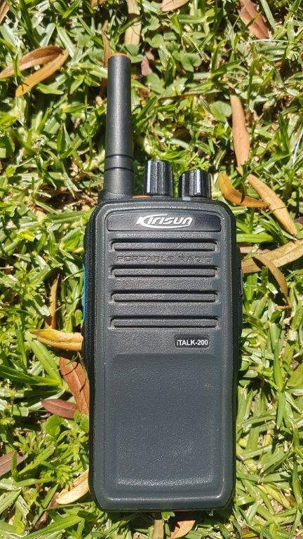 GSM Two Way Radios