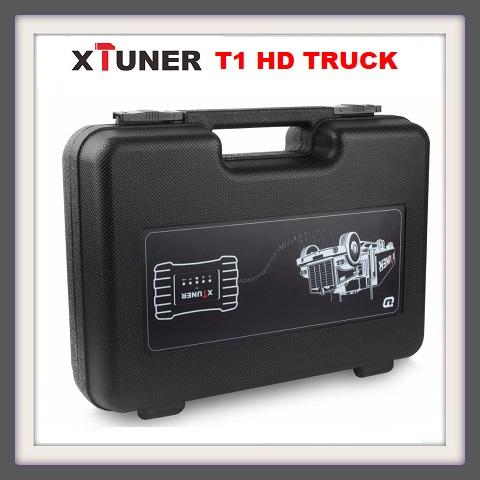 Truck diagnostic tool: XTUNER T1 HD Heavy Duty Trucks Auto Diagnostic Tool With Truck Airbag ABS DPF EGR Reset+ 8' WIN8 OBD 2