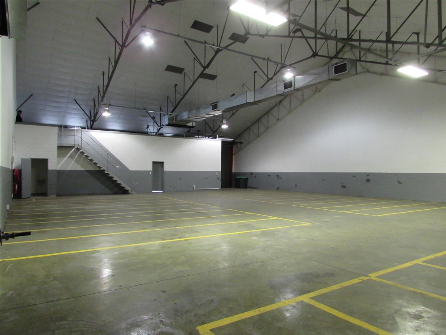 ATLAS GARDENS: 479m2 Warehouse To Let