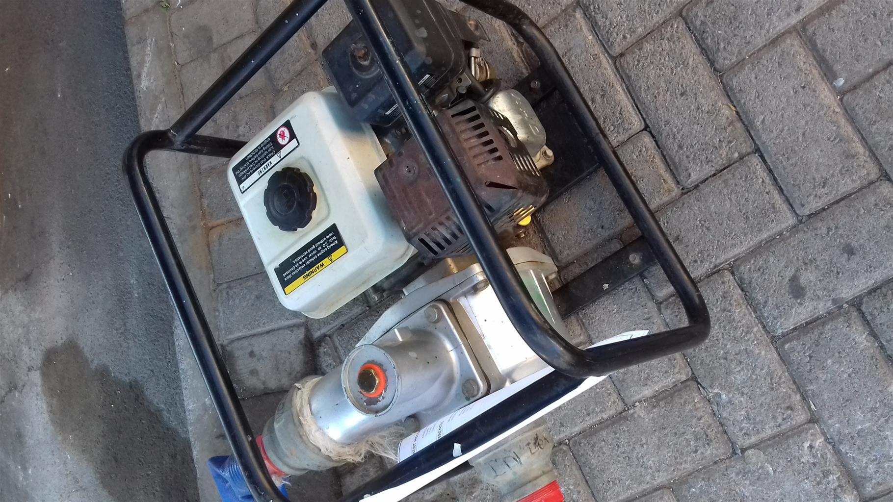 Waterms pump gx160