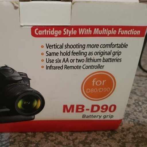 DSLR Camera and equipment
